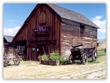 The Fenton House is only 45 miles away from the historic ghost town of Bannack, as well as the mining towns of Virgina City and Nevada City.